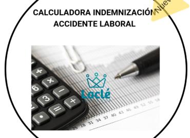 Calcular indemnización Accidente Laboral o Enfermedad