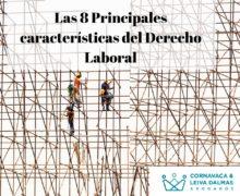 Las 8 Principales características del Derecho Laboral