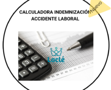 Calcular indemnización Accidente Laboral o Enfermedad