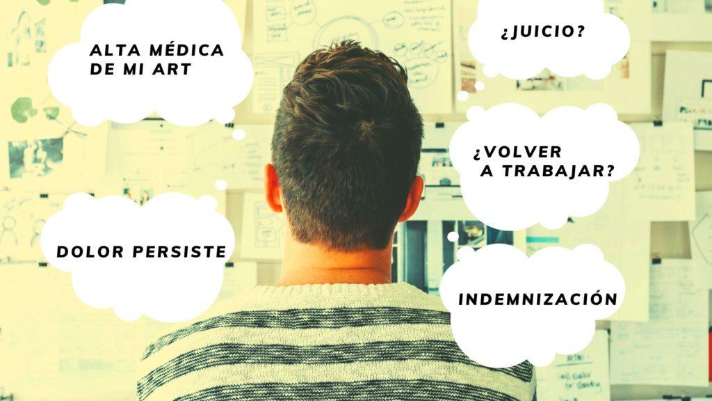 alta medica art: preguntas frecuentes